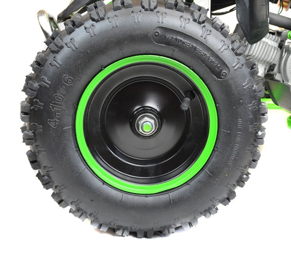 Large Tyres